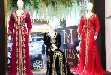 MAUTASSIN, YOUR REFERENCE OF THE LUXURY CAFTAN IS INTRODUCED IN AGADIR