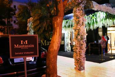 PRESS RELEASE: RABAT WELCOMES NEW MAUTASSIN HIGH COUTURE SIGN